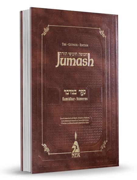 Jumash Bamidbar - Números - Edición Gutnick
