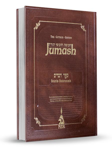 Jumash Devarim - Deuteronomio - Edición Gutnick