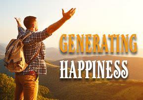 Generating Happiness
