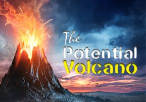 The Potential Volcano