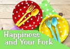Happiness and Your Fork