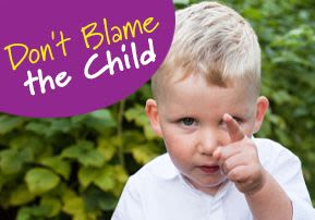 Don't Blame the Child