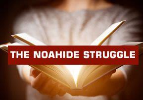 The Noahide Struggle - breslev.co.il