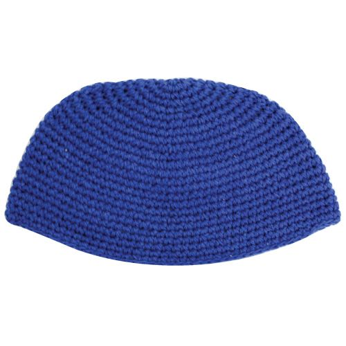 Dark blue Kippah
