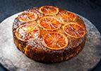 עוגת תפוז ריקוטה הפוכה מדהימה