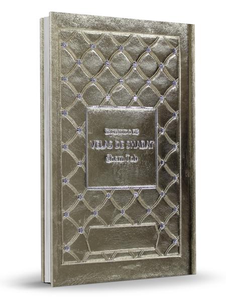 Encendido de Velas de Shabat Shem Tob - Dorado