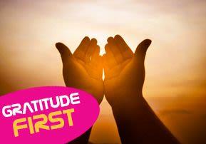 Gratitude First