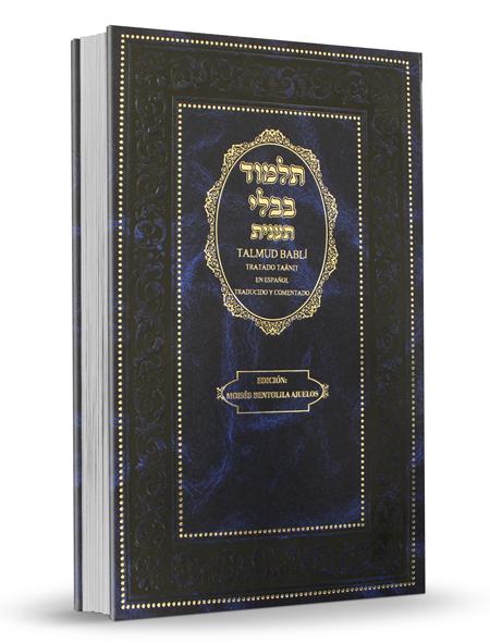 Talmud Babli - Tratado Taanit en Español