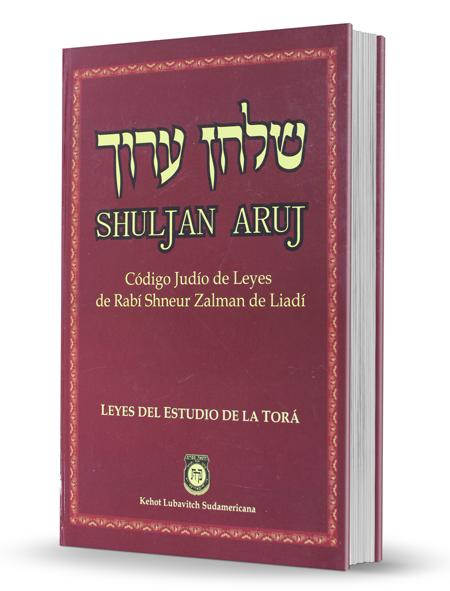 Shulján Aruj - Leyes del estudio de la Torá - Jabad