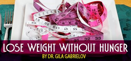 Lose Weight Without Hunger