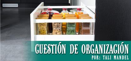Cuestión de organización