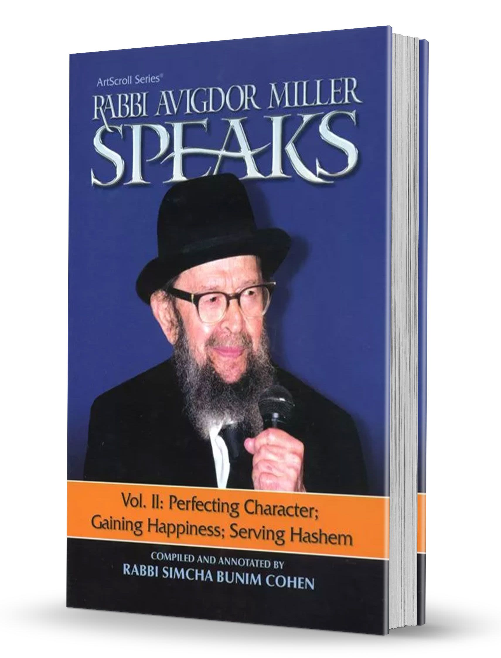 Rabbi Avigdor Miller Speaks: Vol. 2