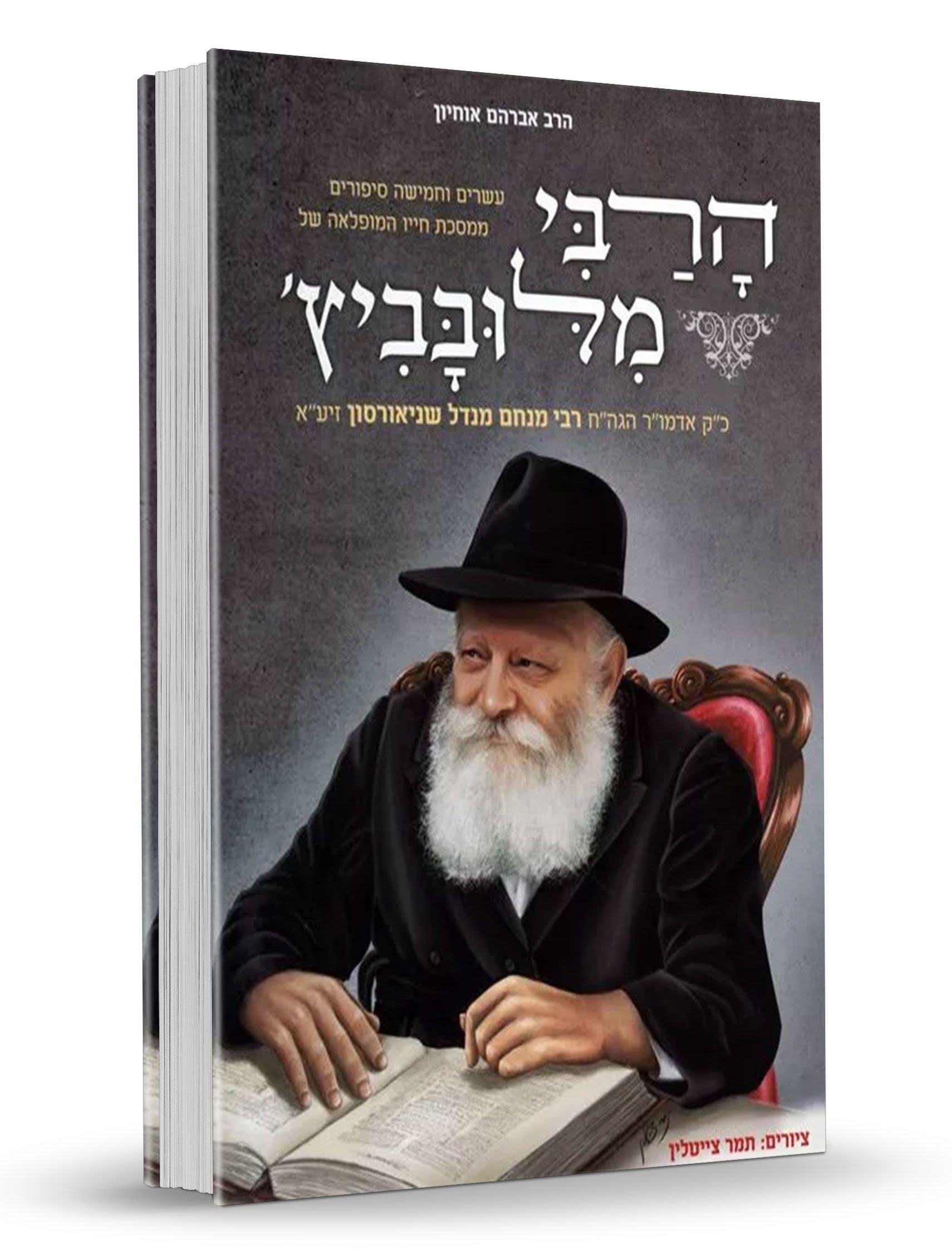 הרבי מלובביץ', סיפורים ממסכת חייו
