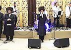 זאנוויל ויינברגר ומקהלת מלכות – מחרוזת שבע ברכות