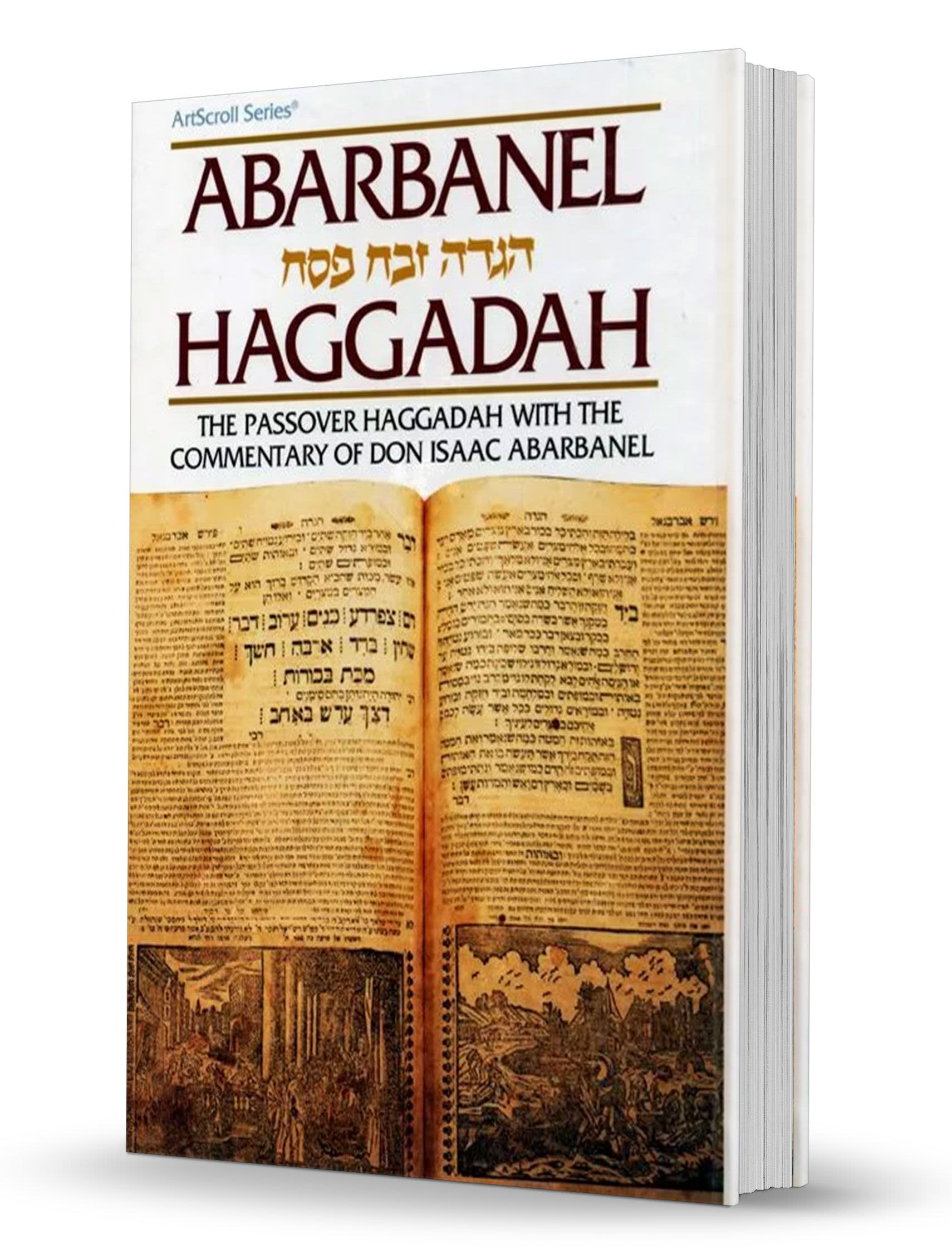 The Abarbanel Haggadah