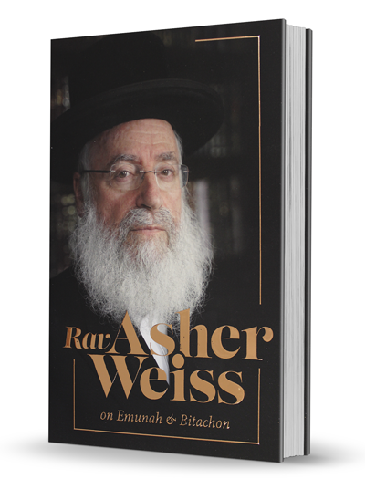 Rav Asher Weiss on Emunah & Bitachon