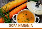 Sopa naranja
