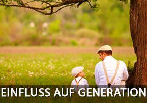 Einfluss auf Generationen