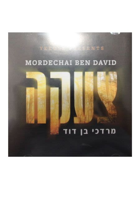Shout!  (Tza'aka!) - Mordechai Ben David