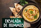 Ensalada de Hummus
