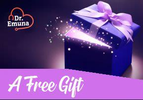 Dr. Emuna: A Free Gift