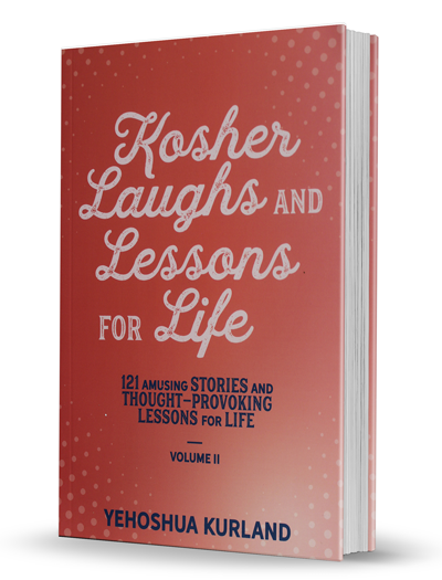 Kosher Laughs and Lessons for Life - Volume 2