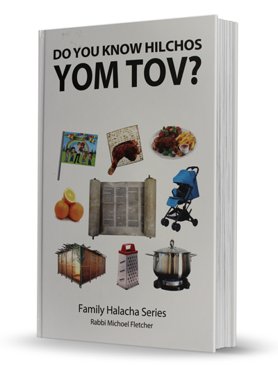 Do You Know Hilchols Yom Tov?