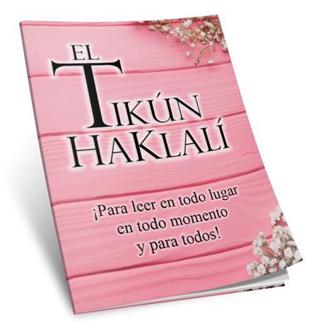 El Tikún HaKlalí de Rabí Najman de Breslev - Rosa