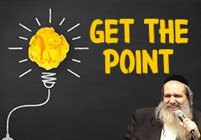 Don't Skip Steps - Part 3 - Get the Point
