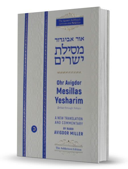 Or Avigdor Mesillas Yesharim - A New Translation and Commentary - Volume 2
