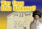 Why Go to Uman for Rosh Hashanah?