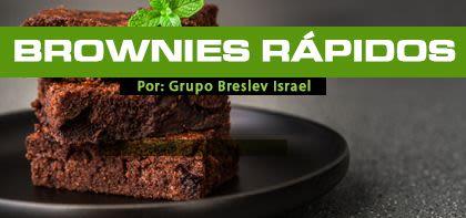 Brownies Rápidos