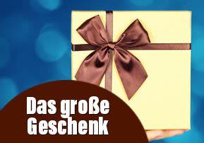 Das große Geschenk