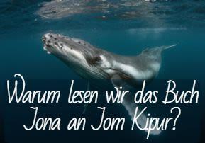 Jona und Jom Kipur