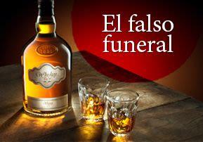 El falso funeral
