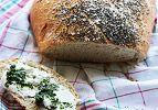 לחם ביתי מקמחים מלאים