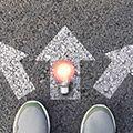 La lumière du premier pas