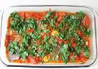 Oven-Baked Fish Fillet