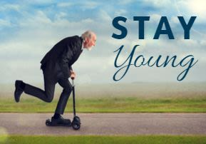 Chayei Sarah: Stay Young