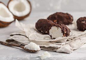 Hausgemachte Schokolade