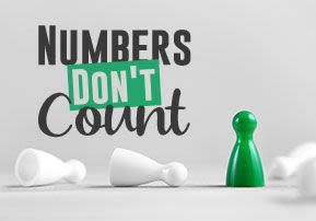 Numbers Don't Count