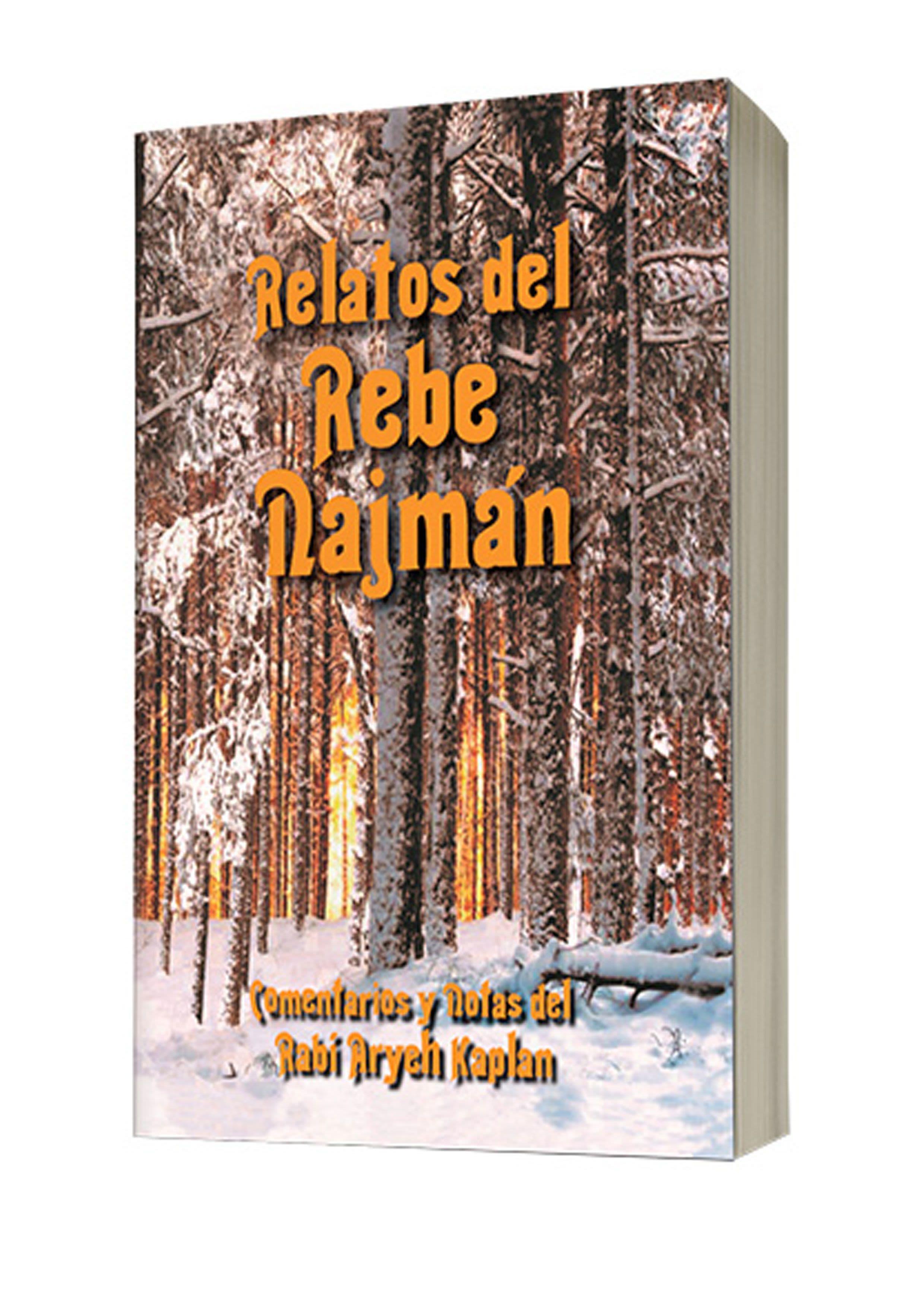 Relatos del Rebe Najman