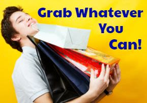 VaYishlach: Grab Whatever You Can!