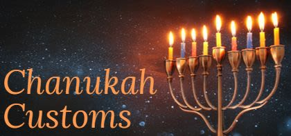 Chanukah Customs