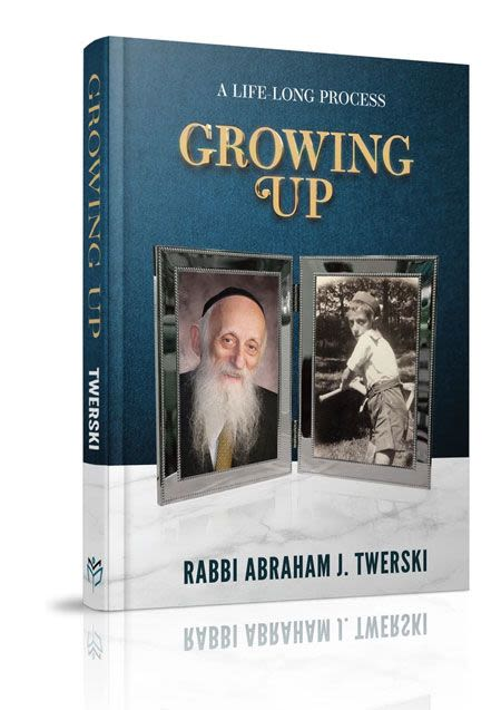 Growing Up - A Lifelong Process