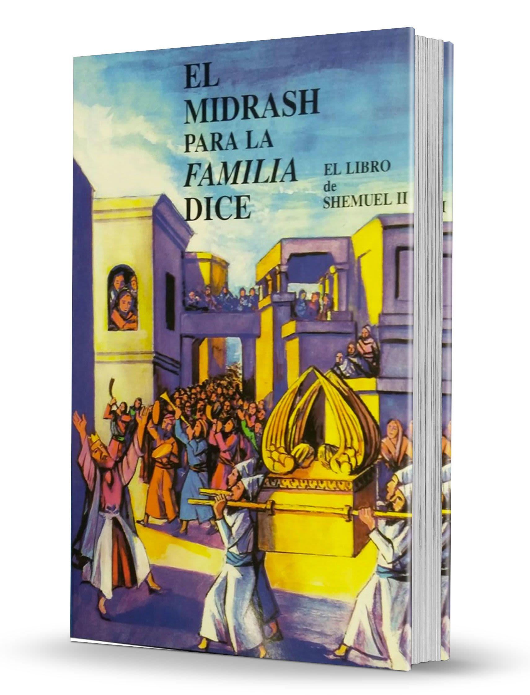 El Midrash Dice - Libro de Shmuel II