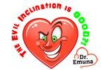 Dr. Emuna - The Evil Inclination is GOOD?!