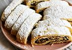 Cinnamon and Nut Rollada