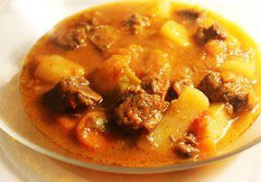 Real Hungarian Goulash Stew