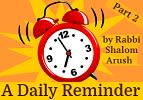 A Daily Reminder – Part 2